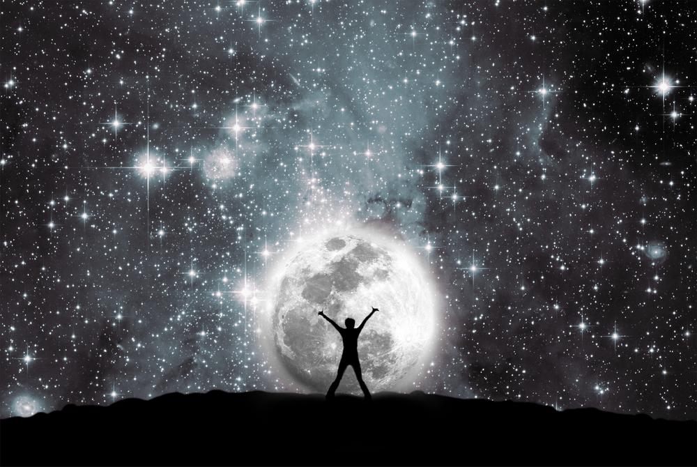 Suchen Sie das spirituelles Wachstum